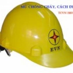 Tên SP:  Mũ bảo hộ cách điện NN.255